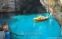 Lake Cavern of Melissani